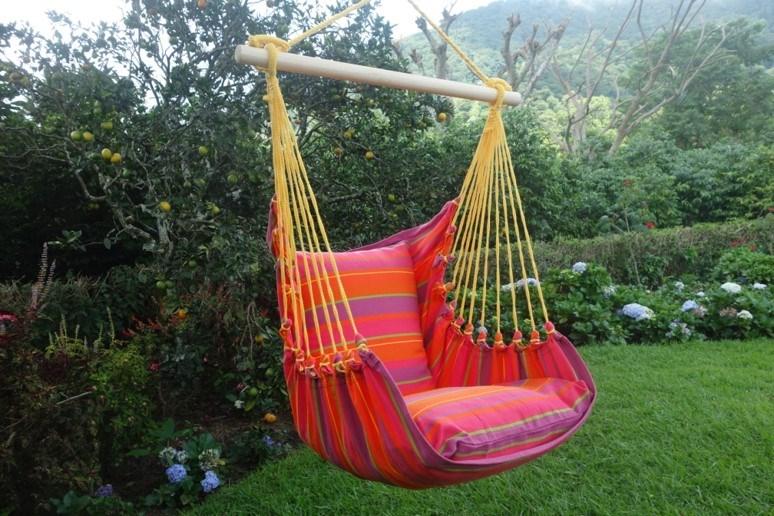 Hangstoel Of Hangmatstoel.Nieuwe Collectie Hangstoelen Uit El Salvador Wilma S Wereld